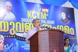 H.Judge Kurian Jose -KCYM Ralley 2017